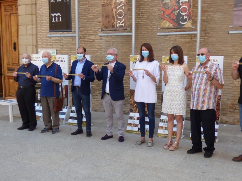 Pulserás a 8 euros para visitar seis monumentos del Obispado Barbastro-Monzón