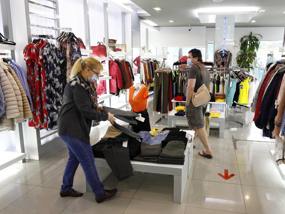 El Gobierno de Aragón destina más de 1,6 millones de euros al desarrollo comercial