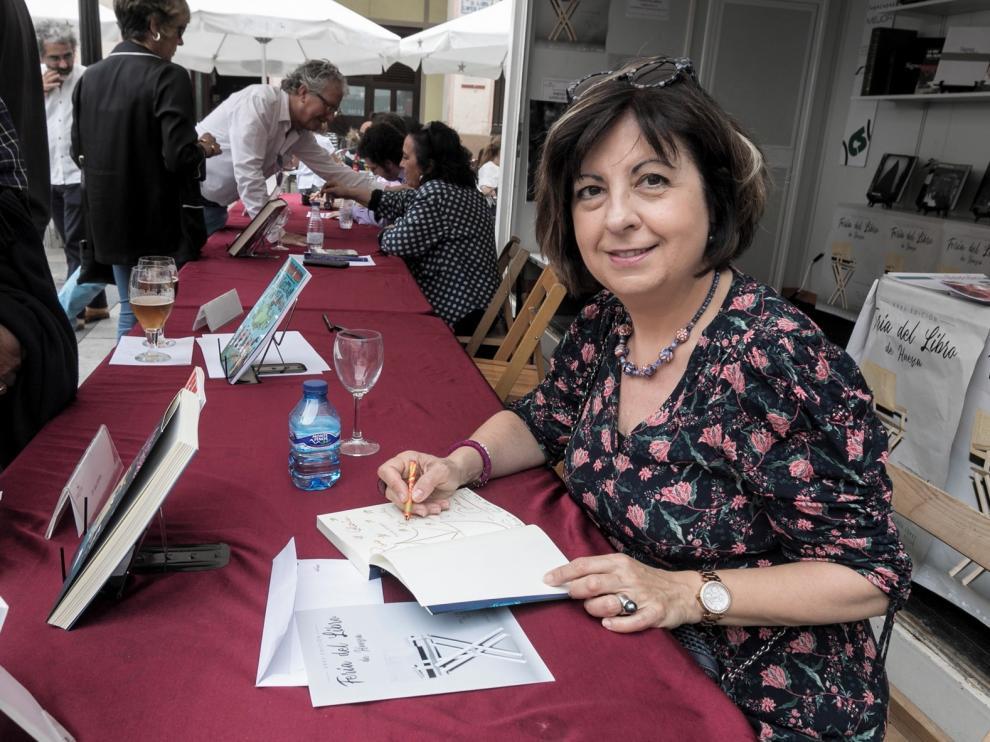 Ana Alcolea, Premio de las Letras Aragonesas 2019