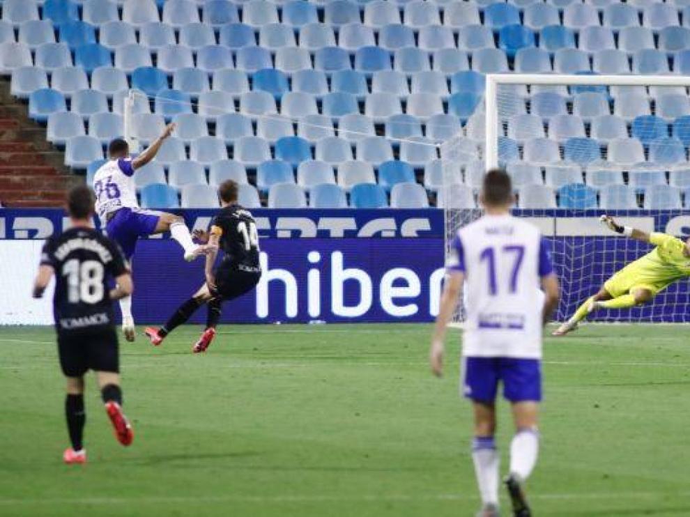 """Álvaro: """"Si no ganamos a Las Palmas no servirá de nada lo de Zaragoza"""""""