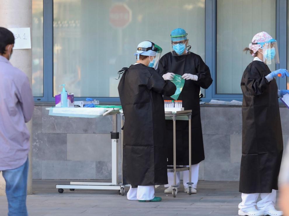 Sanidad de la DGA detecta 11 nuevos casos de coronavirus en la provincia de Huesca