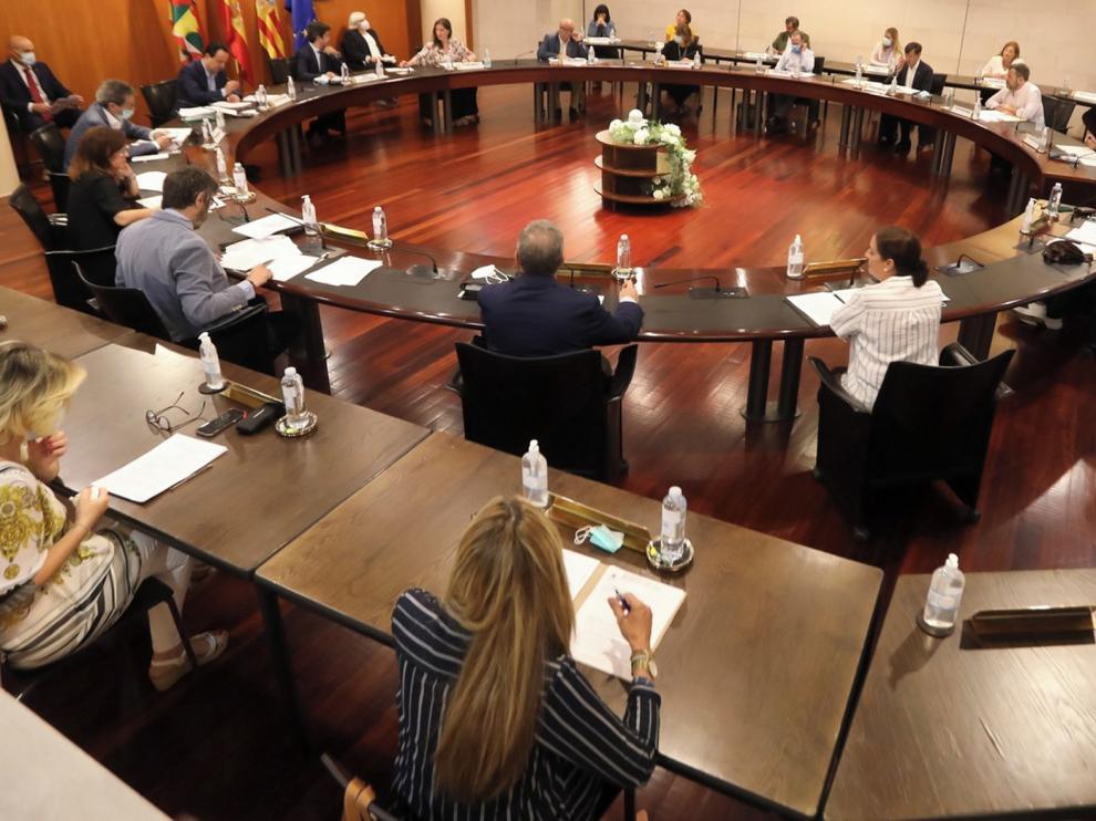El Consistorio de Huesca reclama refuerzo económico ante la crisis