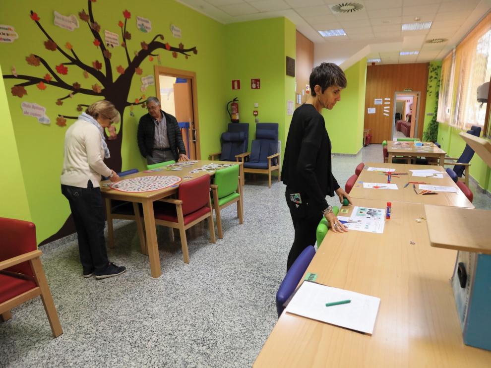 El Centro Recuerdos de Alzhéimer Huesca vuelve a abrir sus puertas
