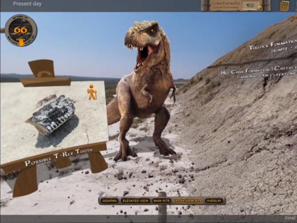 Huella aragonesa en un juego de realidad virtual que triunfa en EE. UU.