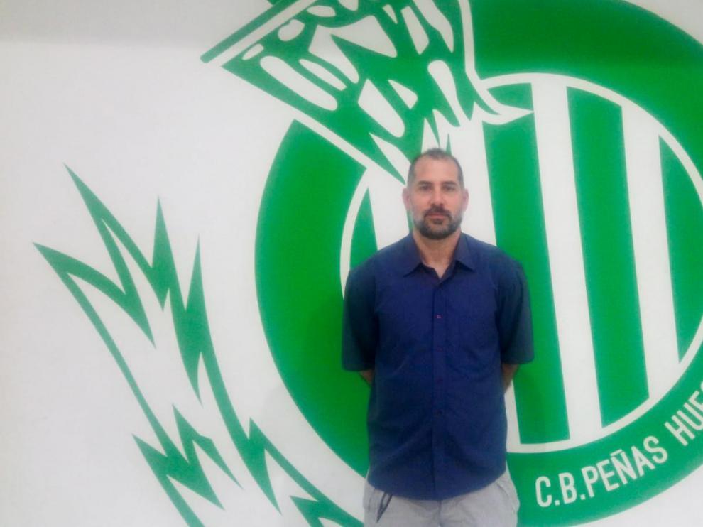 Jorge Lachén, nuevo gerente del Peñas