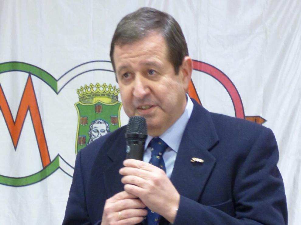 Luis Masgrau pasa el relevo tras 20 años de presidencia