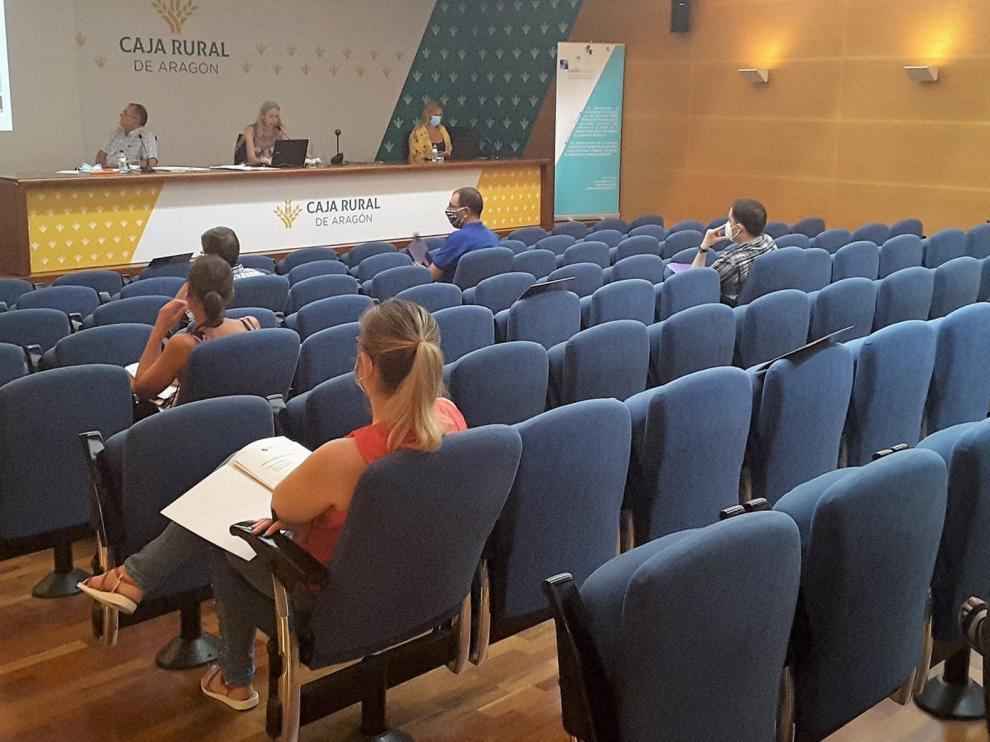 Cadis Huesca aprueba en asambela el Plan de Acción y el Presupuesto para este año