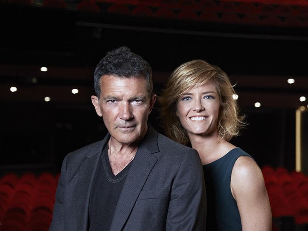 Antonio Banderas y María Casado dirigirán y presentarán los 35 Premios Goya