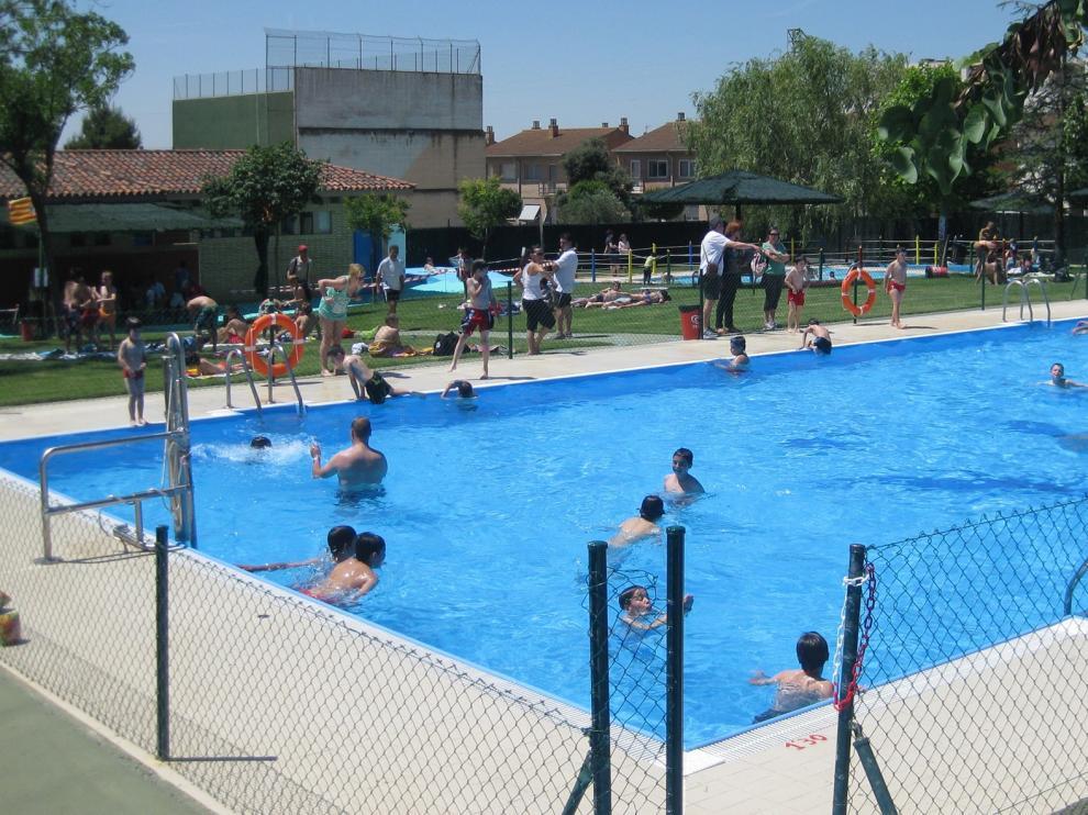 Las restricciones en las piscinas son generales en el conjunto de la provincia oscense