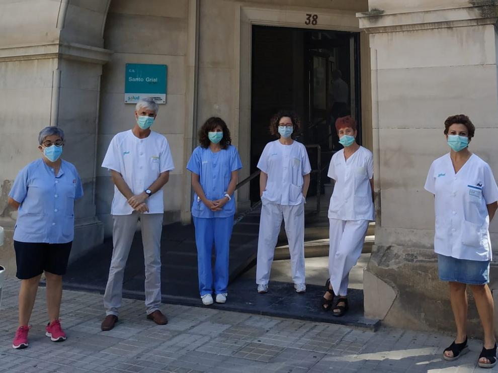 Los sanitarios oscenses exigen a la DGA medidas para frenar las agresiones