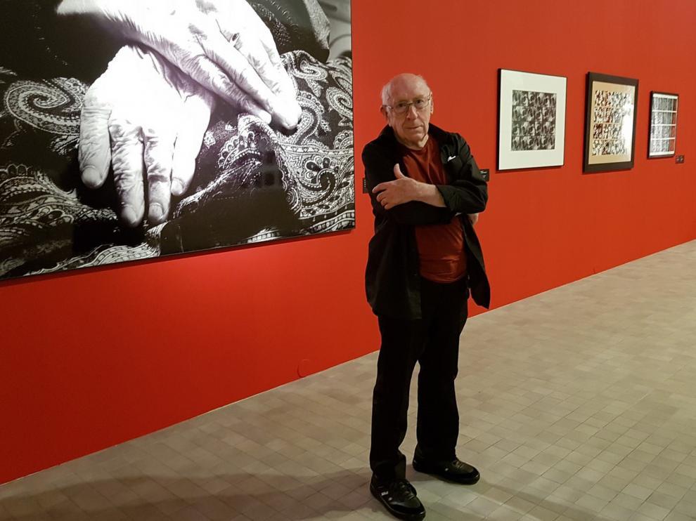 El Pablo Serrano se rinde al arte de Pedro Avellaned