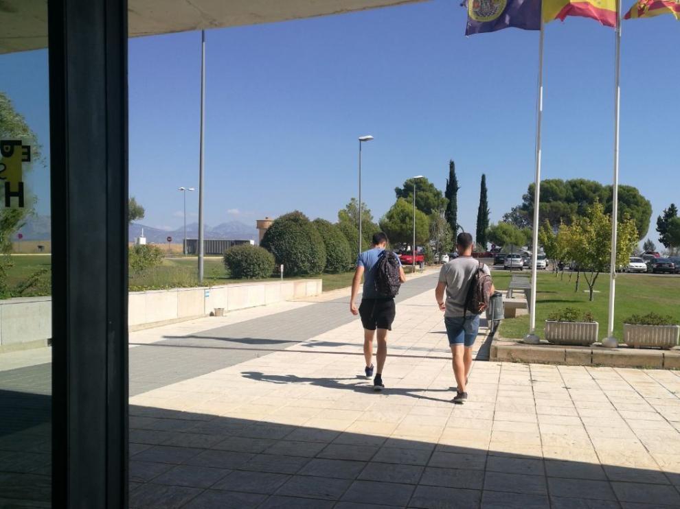 El Campus de Huesca abre la inscripción en dieciocho titulaciones
