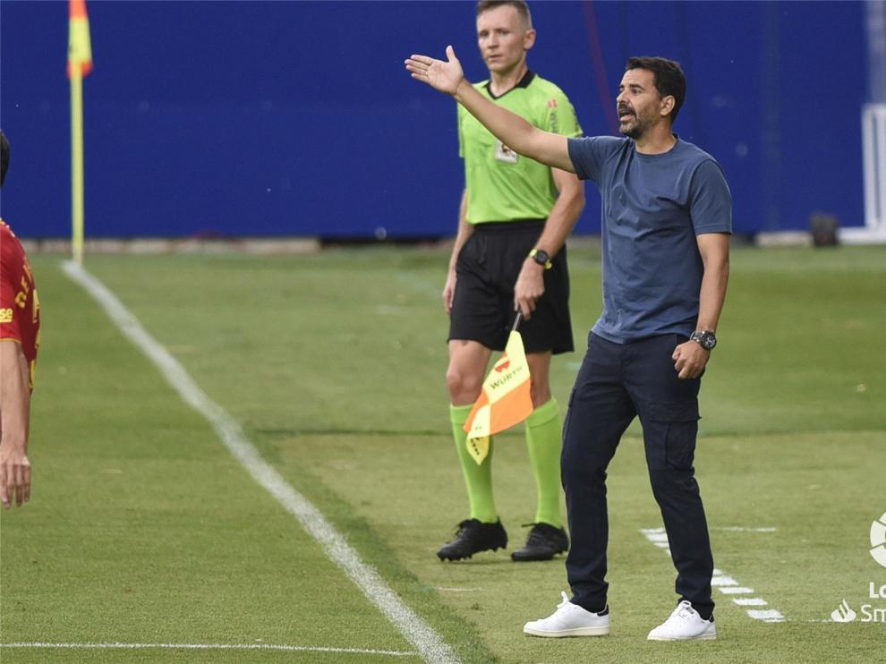 """Míchel: """"No voy a ver el Girona-Zaragoza"""""""