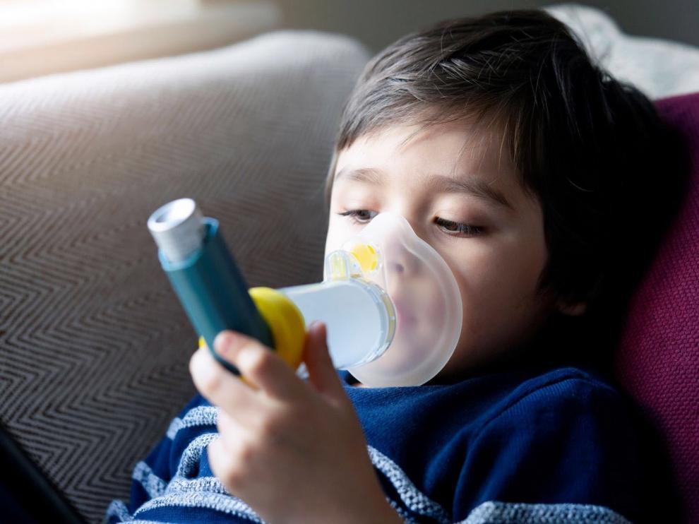 Un tercio de los niños con alergia, derivados a covid