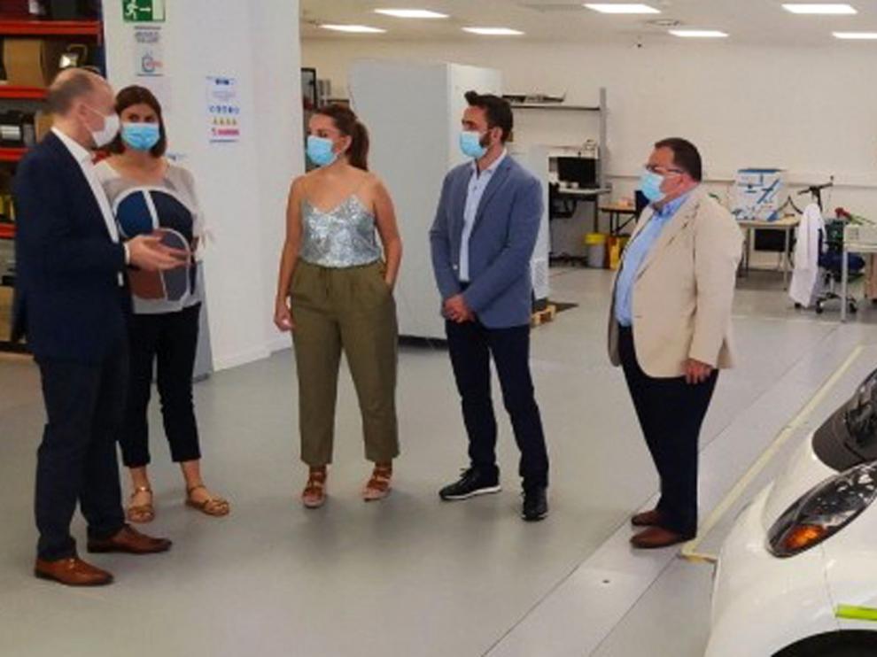 Circe desarrolla un método para prevenir contagios de coronavirus en empresas