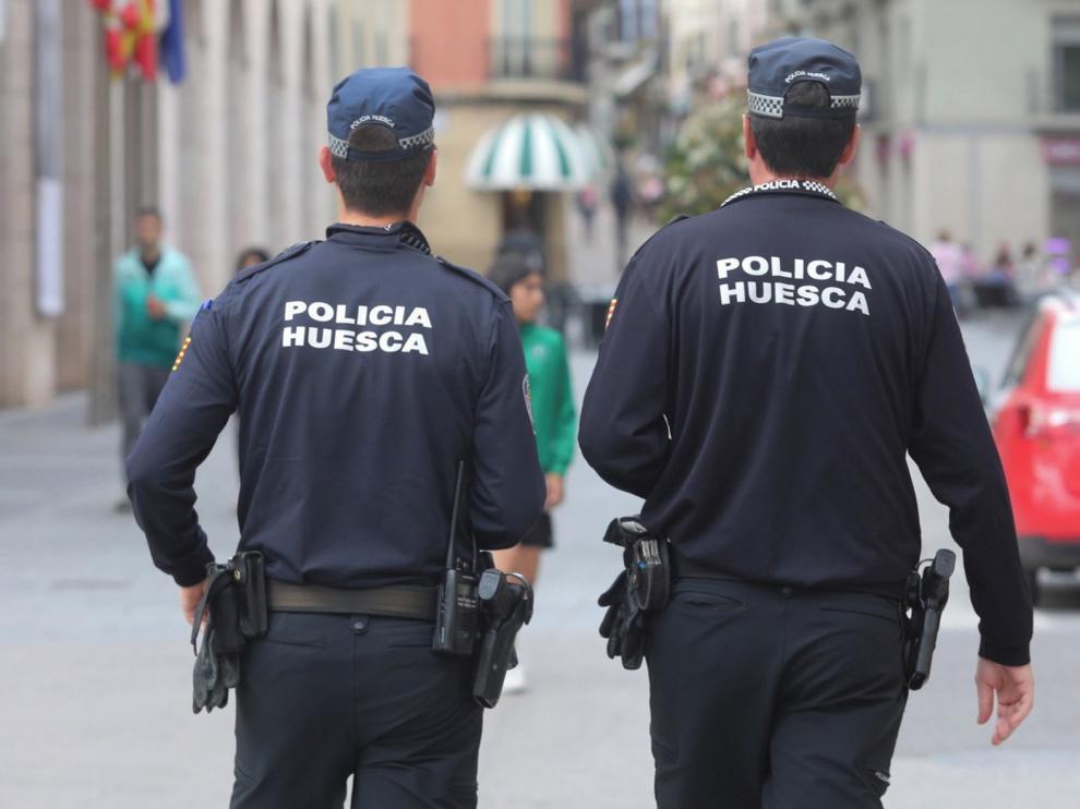Detenido en Huesca un conductor que sobrepasaba la tasa de alcoholemia tras arrollar a un menor