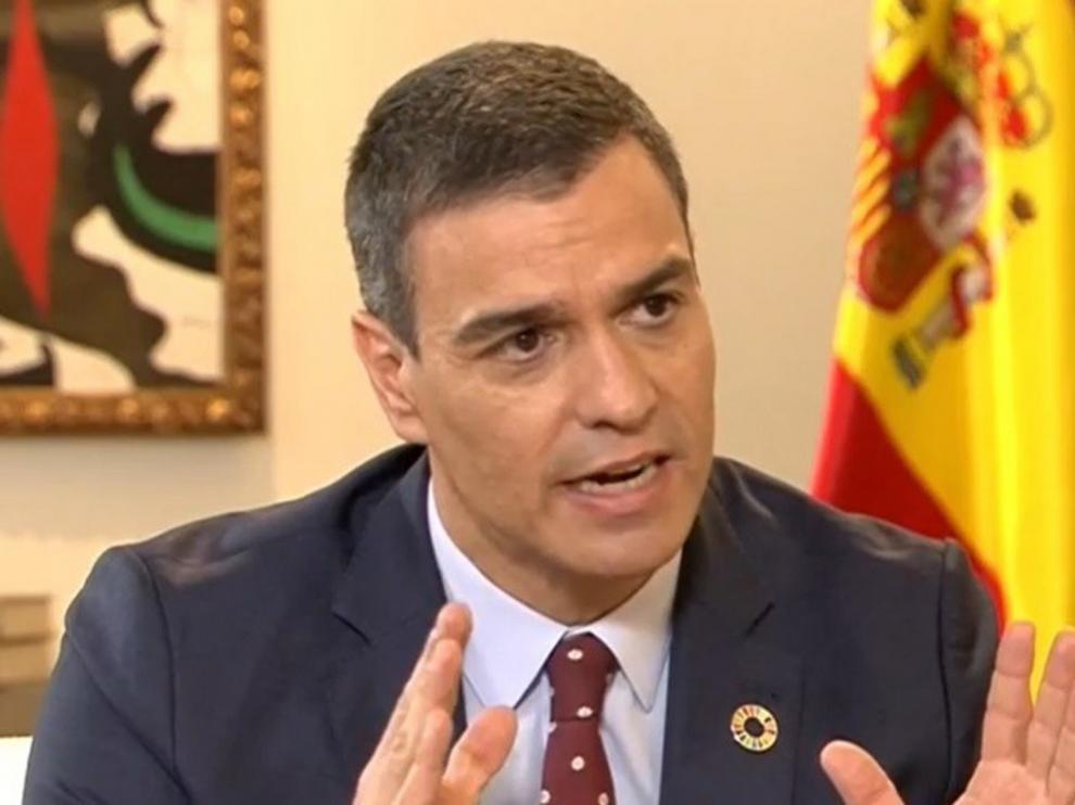 Pedro Sánchez anuncia una reforma fiscal con subidas de impuestos