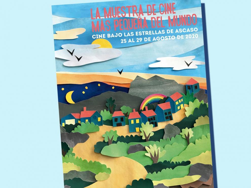 La Muestra de Ascaso presenta cartel y confirma su celebración al aire libre
