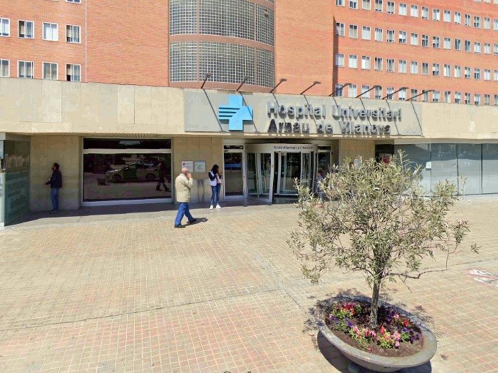 La Generalitat pide a los aragoneses no desplazarse al hospital de Lérida ante el aumento de casos de coronavirus