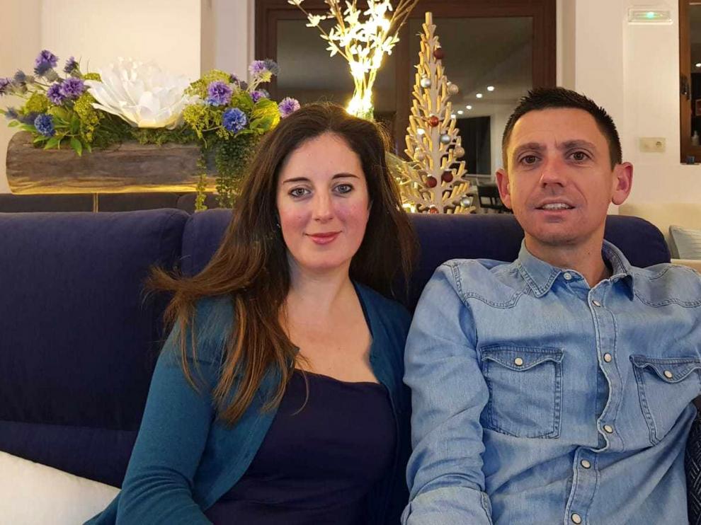 """Marta Romero y Romain Favrot: """"La fibra puede animar a emprender o a teletrabajar en zonas poco pobladas"""""""