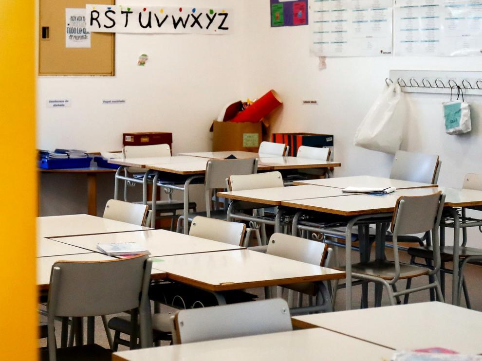 CCOO y CGT denuncian que no habrá seguridad en la vuelta a las aulas