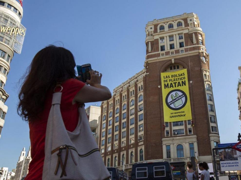 Alternativas sostenibles a las bolsas de plástico en España