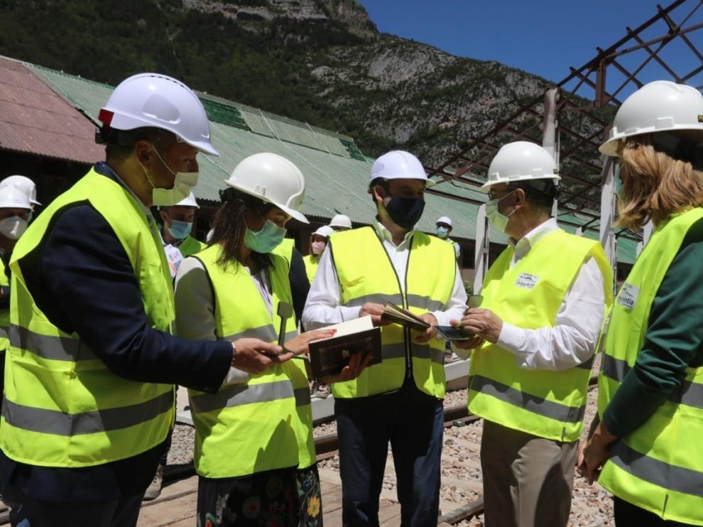 Ábalos convocará el cuatripartito del Canfranc para hablar de financiación
