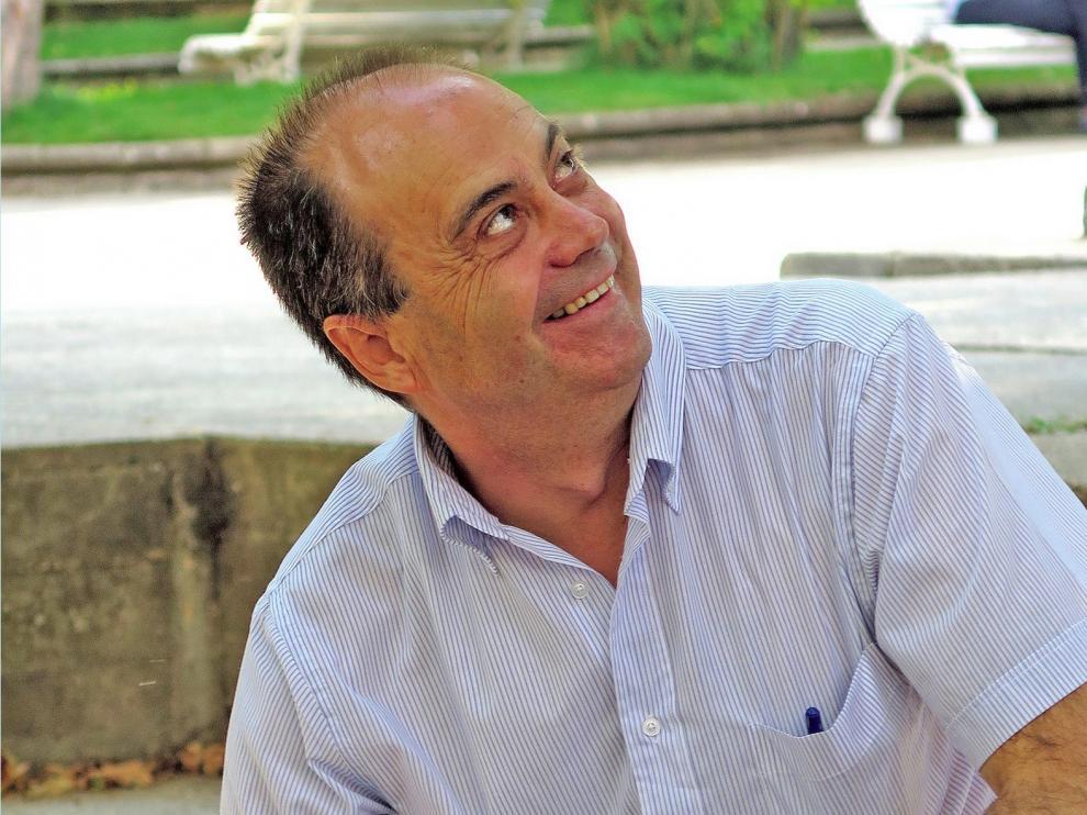 """Fermín Herrero: """"He ido anotando cosas sueltas, cuando algo me suscitaba interés"""""""