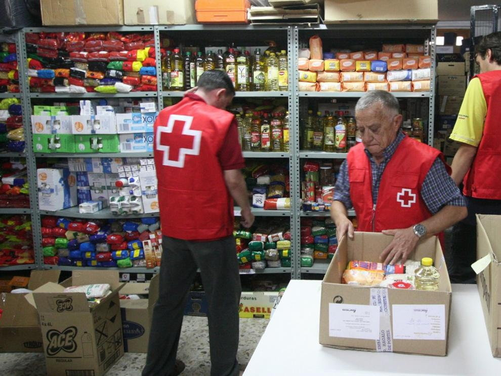 Cruz Roja hizo cerca de 5.000 entregas de alimentos en 2019