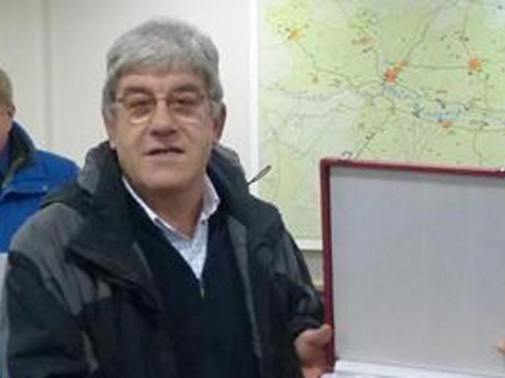 Monzón despidió este sábado a Manolo Campo, fallecido a los 71 años el jueves