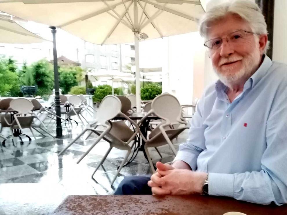 """José Ramón López Pardo: """"Mi apuesta vital siempre estuvo orientada a trabajar por lo público"""""""