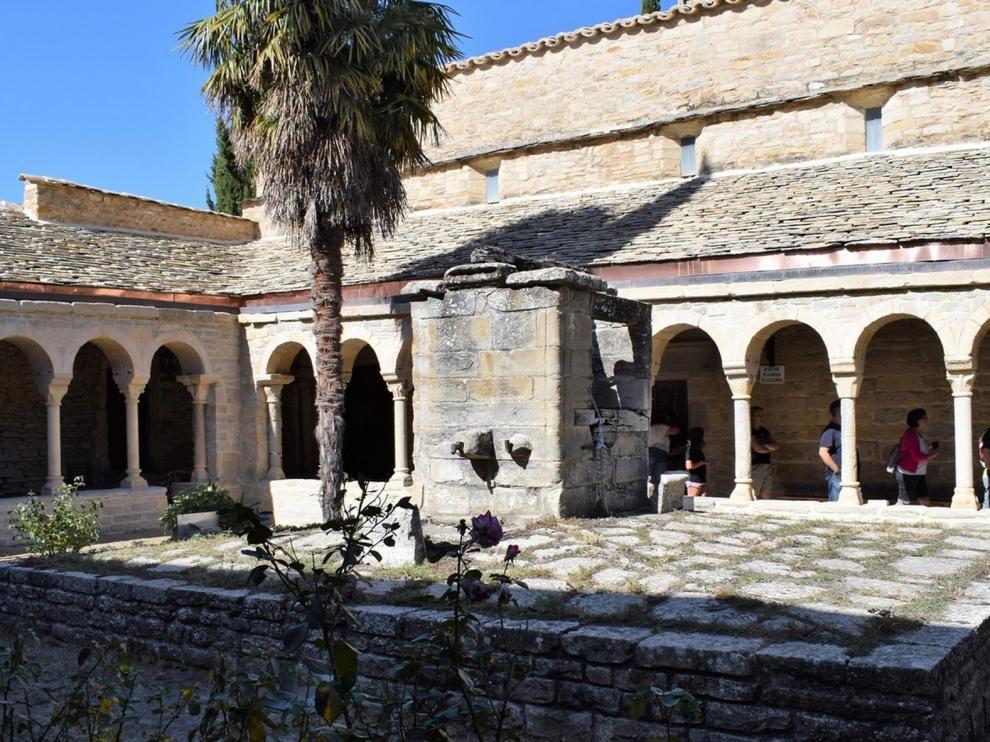 Roda de Isábena: La localidad más pequeña con un templo catedralicio