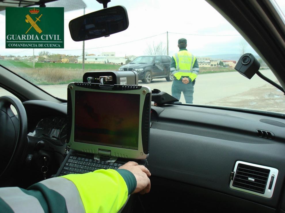 Tráfico retoma las campañas de vigilancia con controles de velocidad