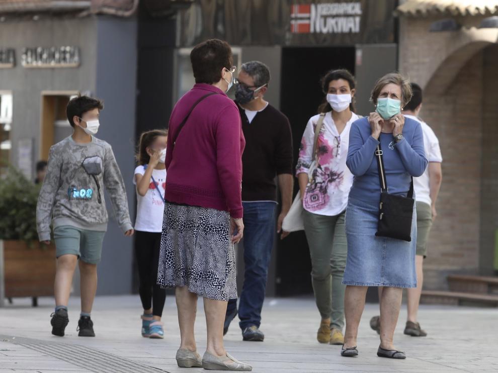 Solo un 5 % de los oscenses dispone de anticuerpos de coronavirus