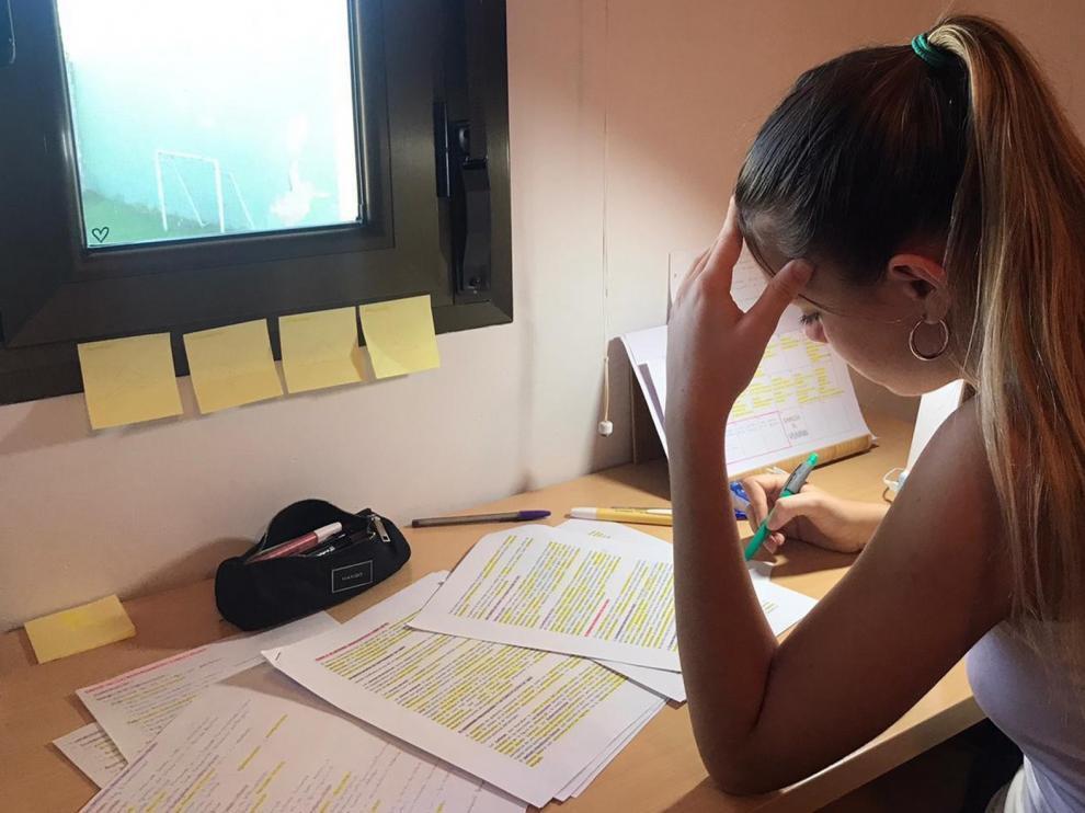 Más de 1.130 estudiantes afrontan en la provincia de Huesca una Evau de récord