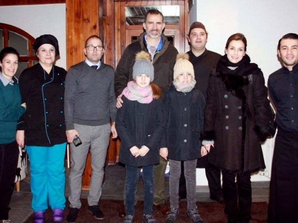 La visita este miércoles de los Reyes consolida Jaca como destino de interior