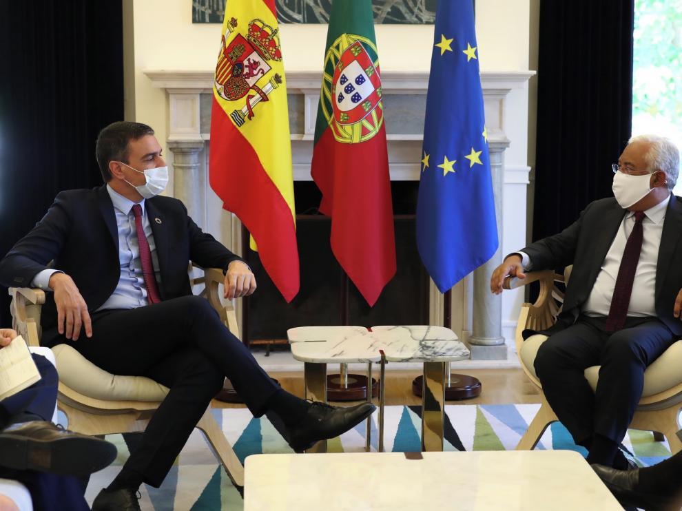 Sánchez y Costa exigen 750.000 millones para la recuperación