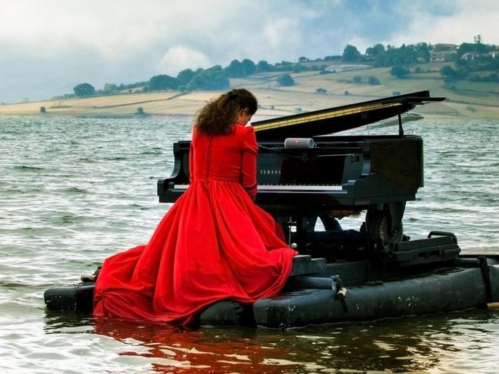 Le Piano du Lac estrena su nuevo espectáculo en tres puntos de la provincia altoaragonesa