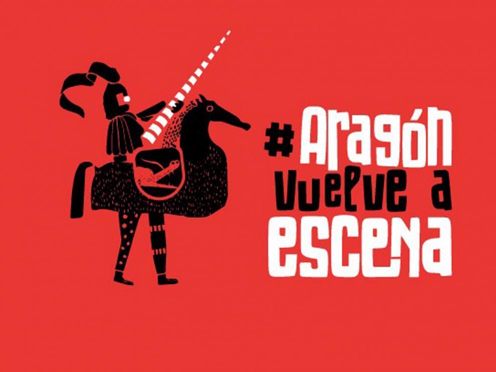 """Ares pone en marcha """"Aragón vuelve a escena"""""""