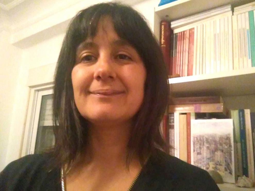 """Lucía González- Mendiondo: """"Al institucionalizarse, el feminismo ha perdido muchísima fuerza"""""""