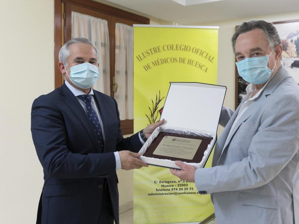 Los sanitarios reconocen la implicación del Hotel Pedro I de Huesca en la pandemia de coronavirus