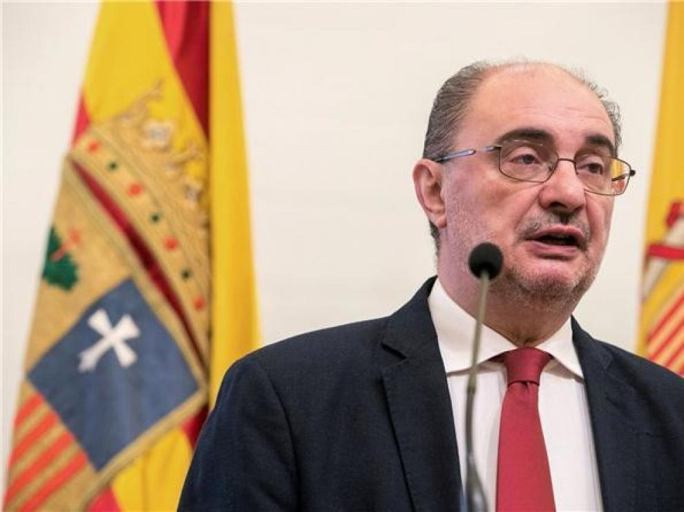 Aragón llevará a los tribunales el trasvase a Cantabria si se hace