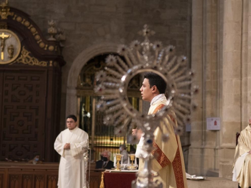 Ordenación sacerdotal este domingo