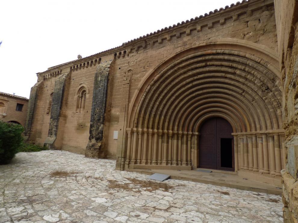 El Obispado agradece su labor a las religiosas del monasterio de Villanueva de Sijena