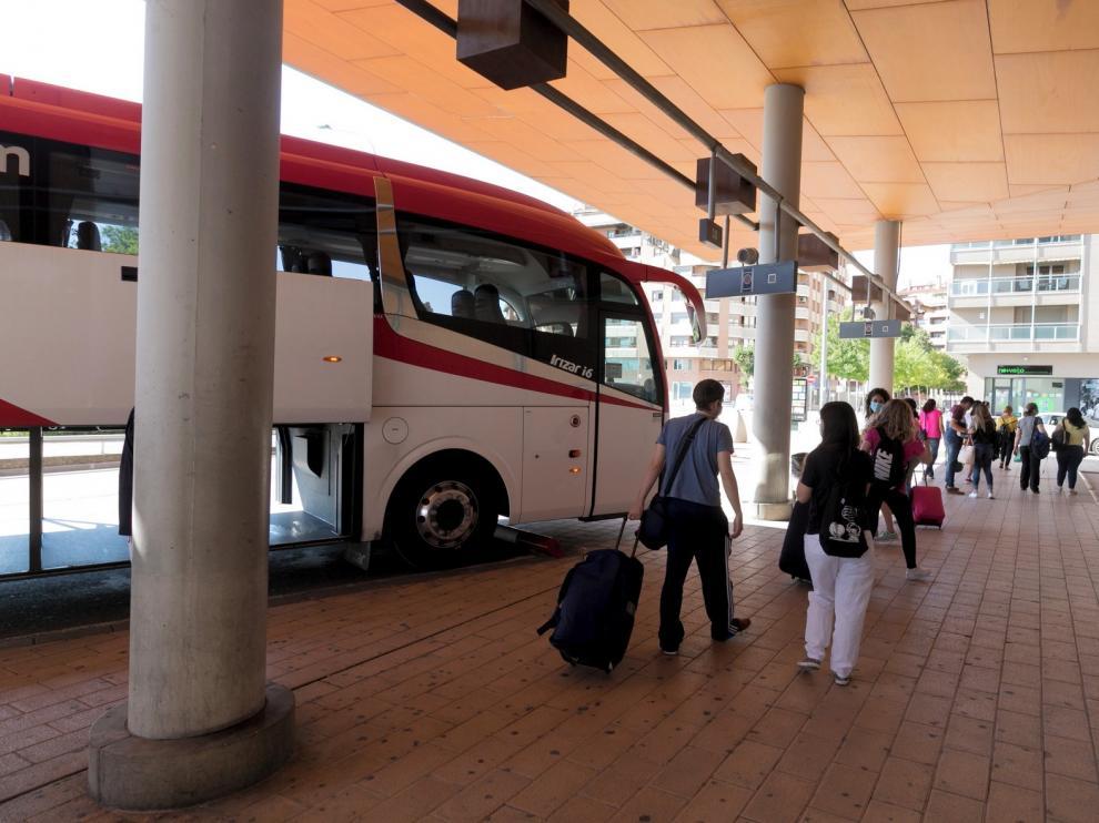 """El sector del transporte terrestre considera """"insuficientes"""" las medidas para su recuperación"""