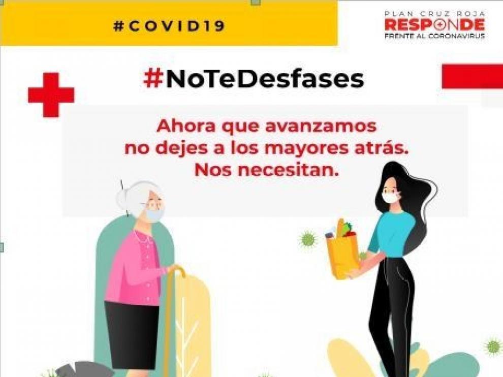 Cruz Roja y Protección Civil lanzan la campaña estival #NoTeDesfases