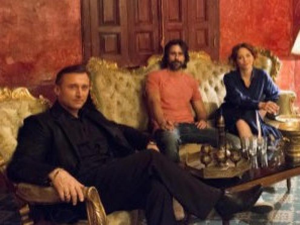 """""""Nasdrovia"""", con Leonor Watling y Hugo Silva, en otoño en Movistar+"""