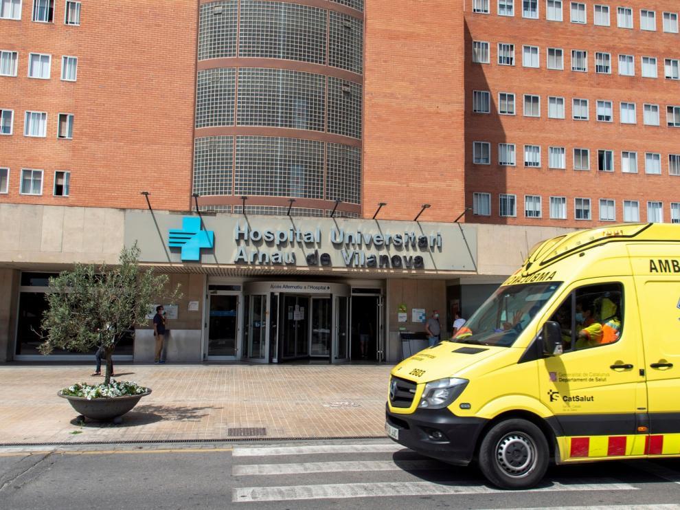 Ocho nuevos ingresos en los hospitales de Lérida por coronavirus