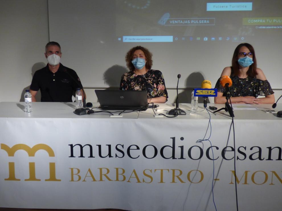 """El Museo Diocesano de Barbastro presenta su """"renovada e integradora"""" página web"""