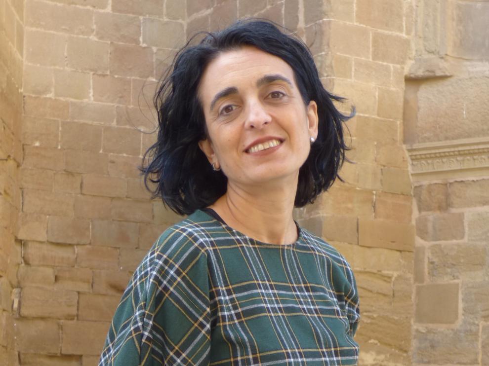 Silvia Peropadre es reelegida presidenta de la Junta de Cofradías de Semana Santa de Barbastro